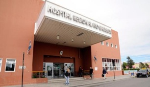 Hospital de RIO GALLEGOS La Ciudad Mas Importante de la Provincia Presidencial.