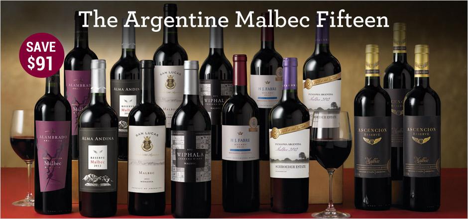 MALBEC ARGENTIA MORE