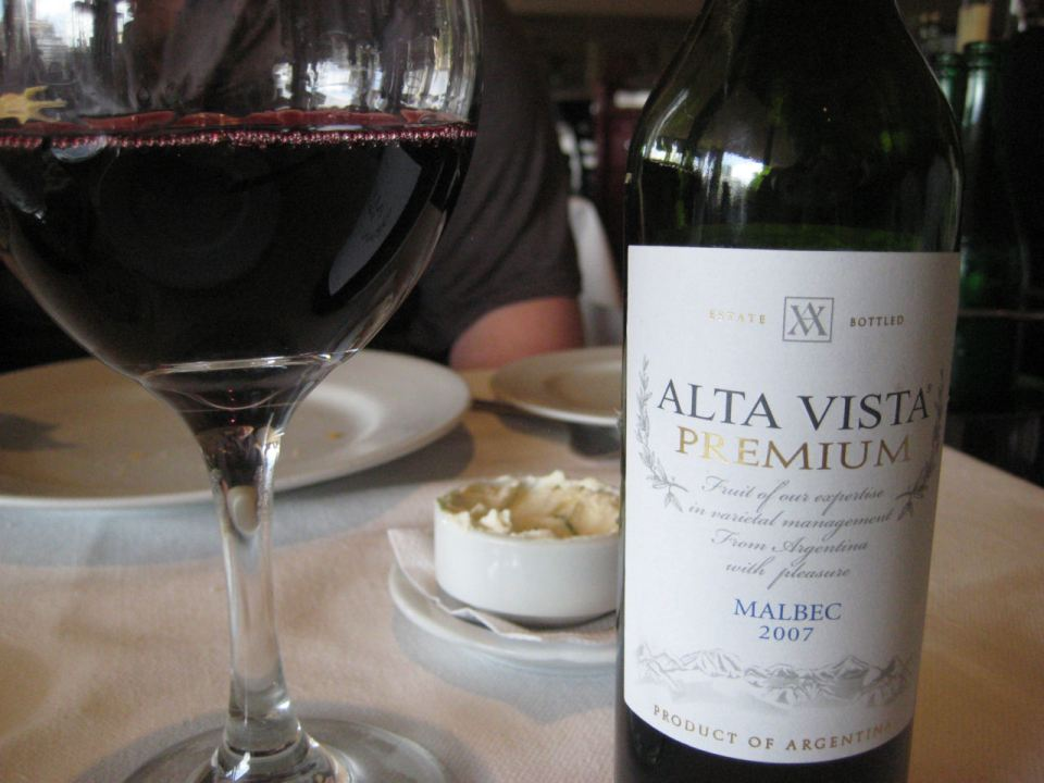 MALBEC WINES from Argentina