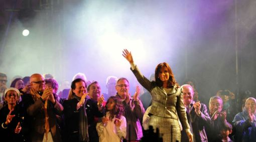 CFK IS NOT GOING DOWN WITHOUT A FIGHT