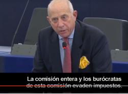 USTEDES, LA COMISION ENTERA y SUS BUROCRATAS EVADEN IMPUESTOS...