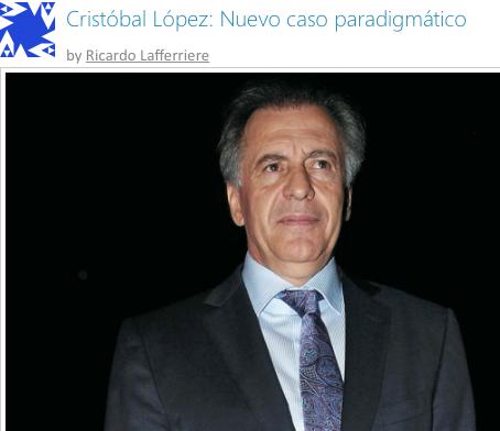CRISTOBAL LOPEZ