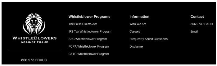 """Whistleblowers (Soplapitos) Buchónes o Alcahuetes NO es una """"JODA"""" es una MEGA INDUSTRIA de Abogados Yanquis (https://wp.me/p2jyCr-107)"""